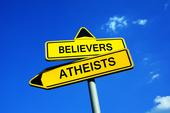 Do atheists really disbelieve that there is an all-knowing God?