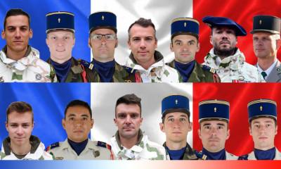 13 militaires tues mamli 261119
