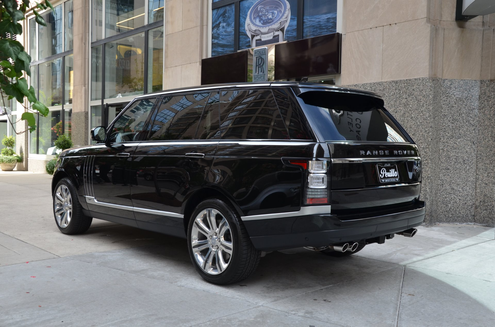Image result for Range Rover SVAutobiography LWB hd photos