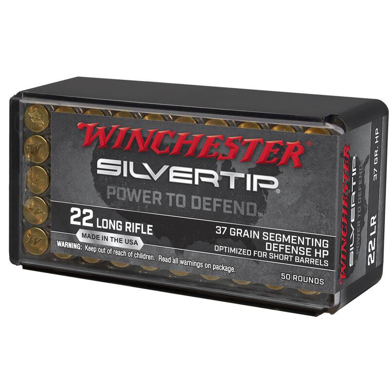Winchester Silvertip .22 LR