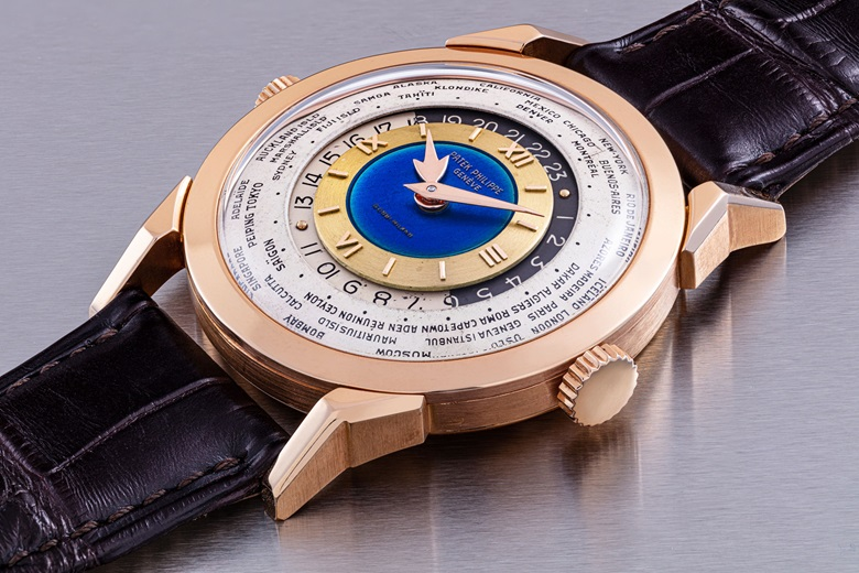 5 minutes with… a Patek Philippe ref.2523 in pink gold | Christie's