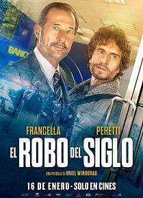 EL ROBO DEL SIGLO - 2D CAST