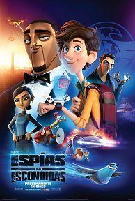 ESPIAS A ESCONDIDAS - 2D CAST