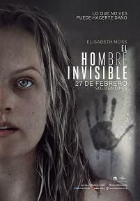 EL HOMBRE INVISIBLE - 2D CAST  :: ESTRENO