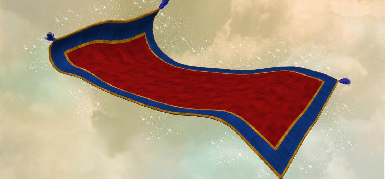 La rotta balcanica. Un tappeto volante per i bambini