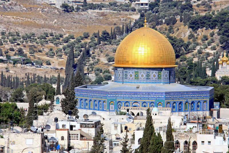 Israel Light Forces Ops - Operation Temple Mount, Jerusalem