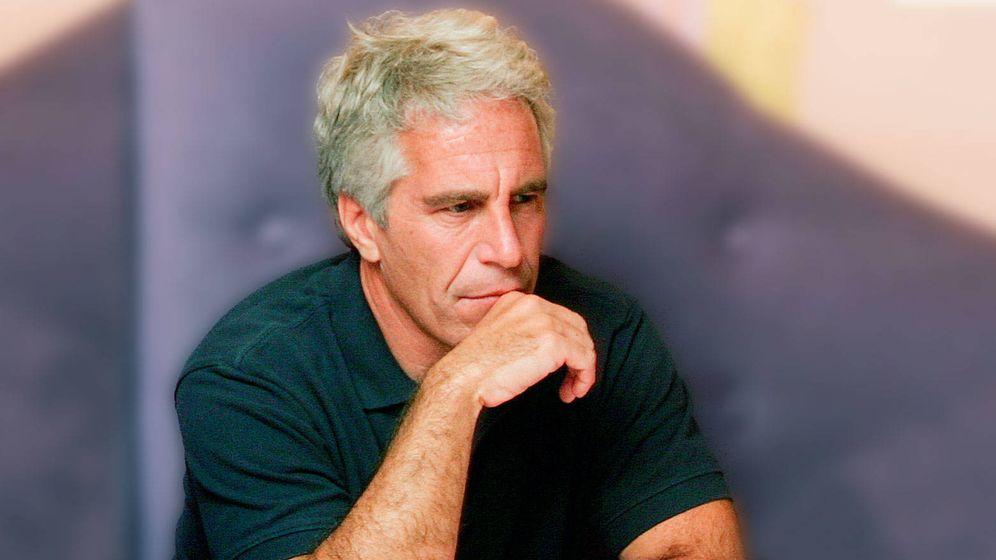 Foto: El empresario fallecido Jeffrey Epstein. (Getty)