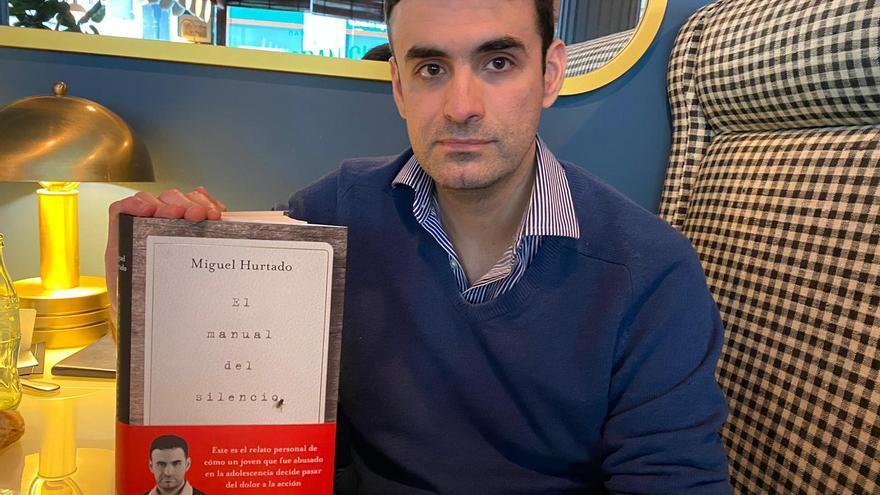 Miguel Hurtado, activista contra la pederastia en la Iglesia