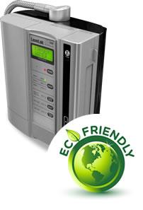 Kangen Water® is a smart, eco-friendly choice
