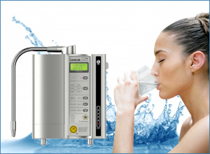 Get your Enagic Water Machine Today!