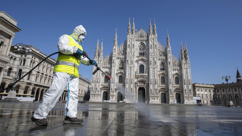 Coronavirus: Is Europe losing Italy? | Financial Times