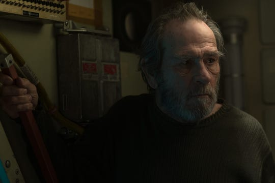 "Tommy Lee Jones plays a famed astronaut who isn't as dead as everyone thought thought in the space drama ""Ad Astra."""