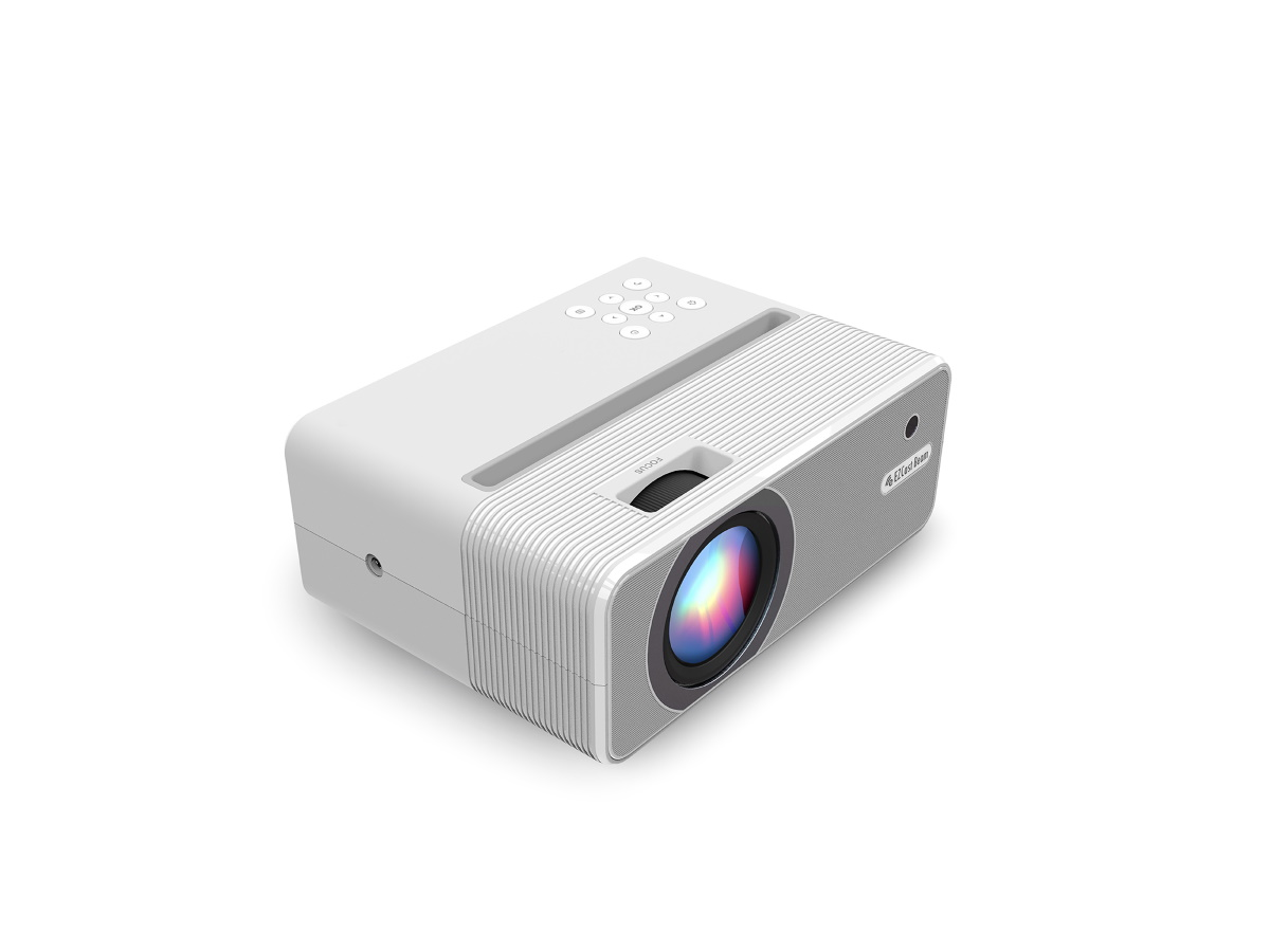 Enable images or just imagine how amazing the EZCast Beam H3 Projector looks like..