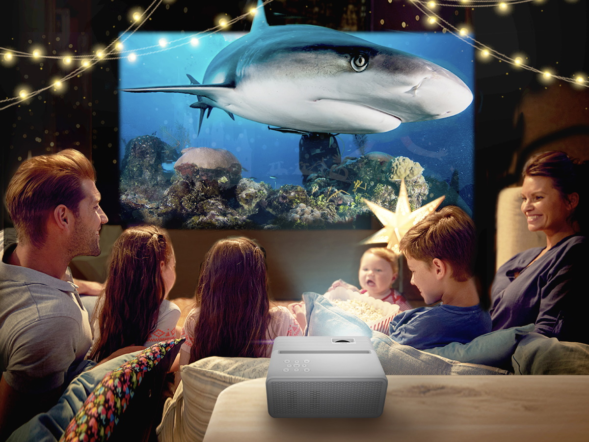 EZCast Beam H3 Projector