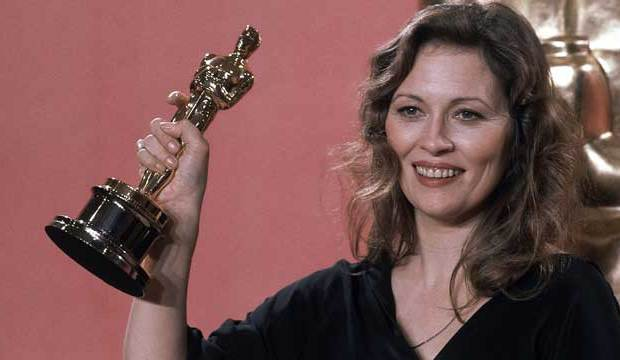 Image result for faye dunaway oscar