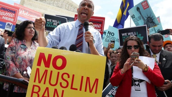 U.S. Supreme Court Upholds Trump Travel Ban In 5-4 Decision