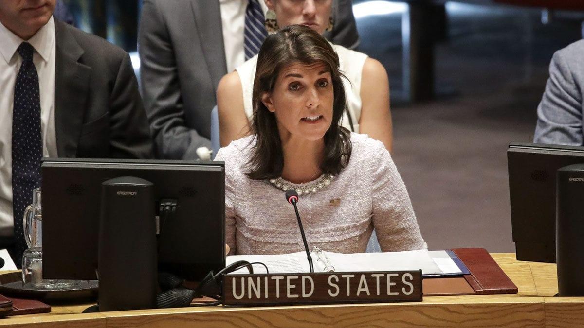 UN Security Council Meets On Israel-Gaza Conflict