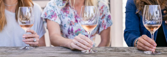 Hearst Ranch Winery Update