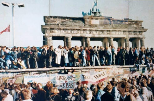 Image result for destroy berlin wall