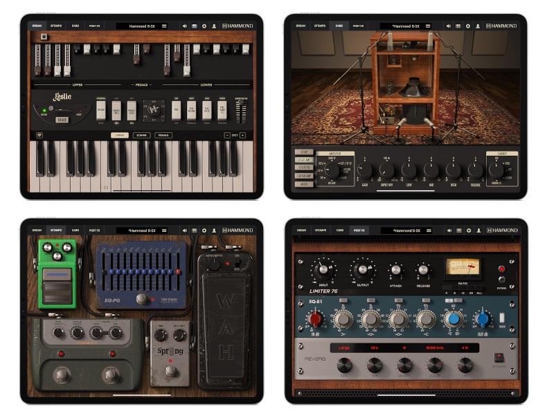 Hammond B-3X for iPad - Image 2