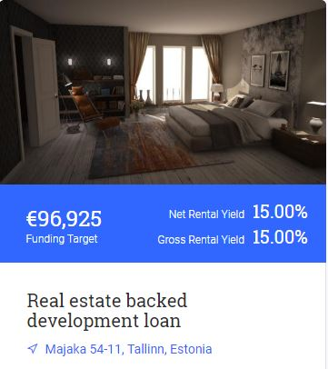 ReImvest24 - Real estate backed development loan