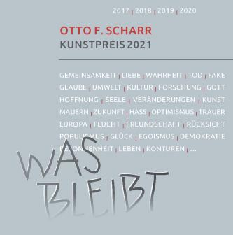 Spiegel Géza  OTTO F. SCHARR-KUNSTPREIS 2021 – voraussichtlich 11. 07. - 08. 08. 2021  Kunstförderungen