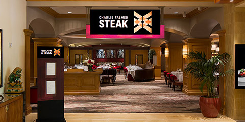 Image result for charlie palmer steak restaurant at the four seasons