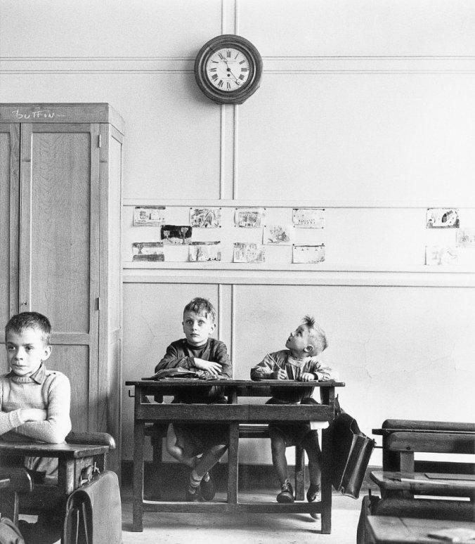 Robert Doisneau. Un œil malicieux de Paris à la Bretagne -         Bretagne - Le Télégramme