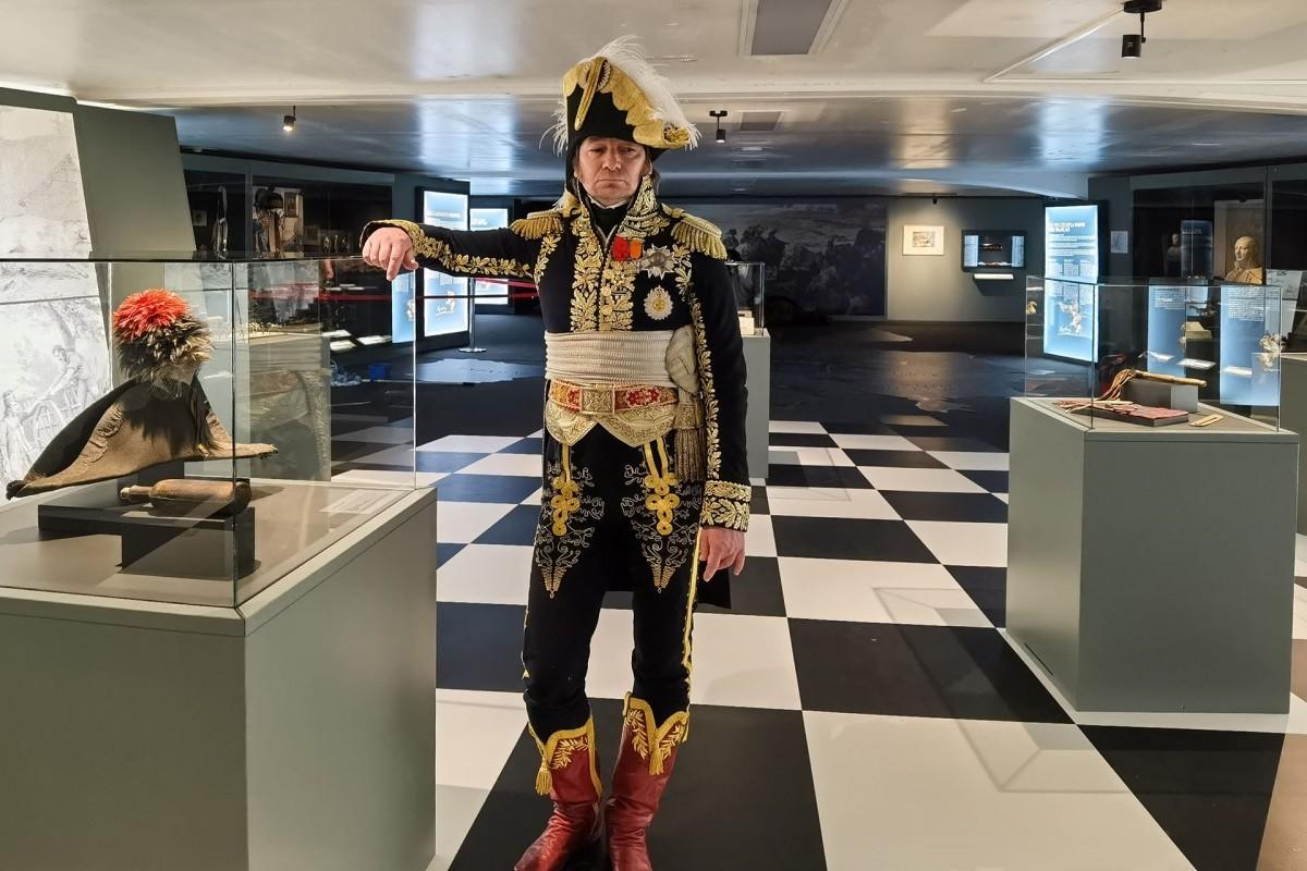 Exposition Napoléon - Au-delà du mythe