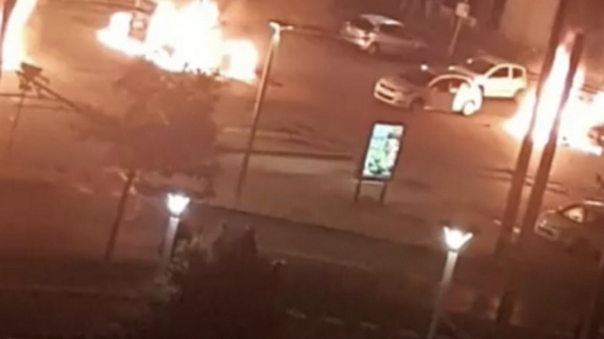 Près de Lyon : de multiples incendies volontaires de voitures avant le 14 juillet