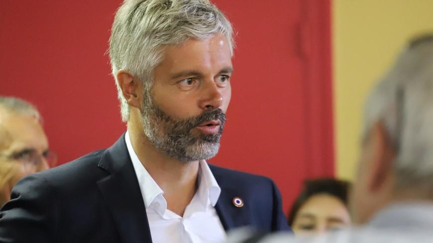 """Laurent Wauquiez sur Xavier Bertrand : """"Ce n'est pas un sondage qui va décider"""" pour 2022"""