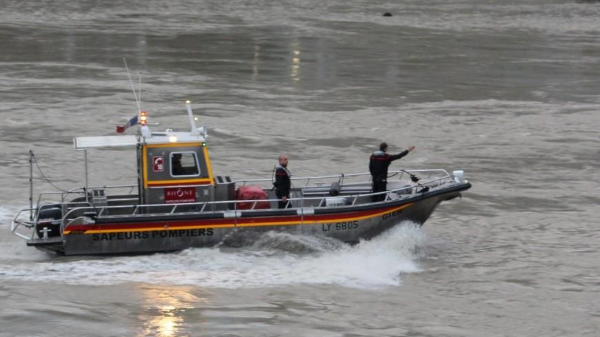 Lyon : de nombreux pompiers mobilisés après la chute d'une personne dans la Saône