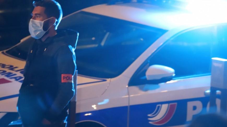 Lyon : coursé par les victimes qu'il venait d'agresser, le suspect se réfugie dans une voiture de police