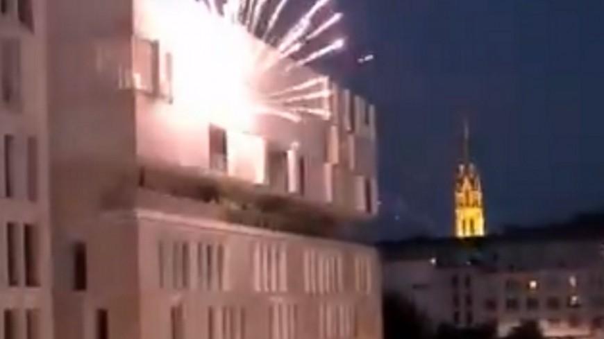 Lyon : des habitants de la Confluence attaqués à coups de mortiers d'artifice, un collège caillassé