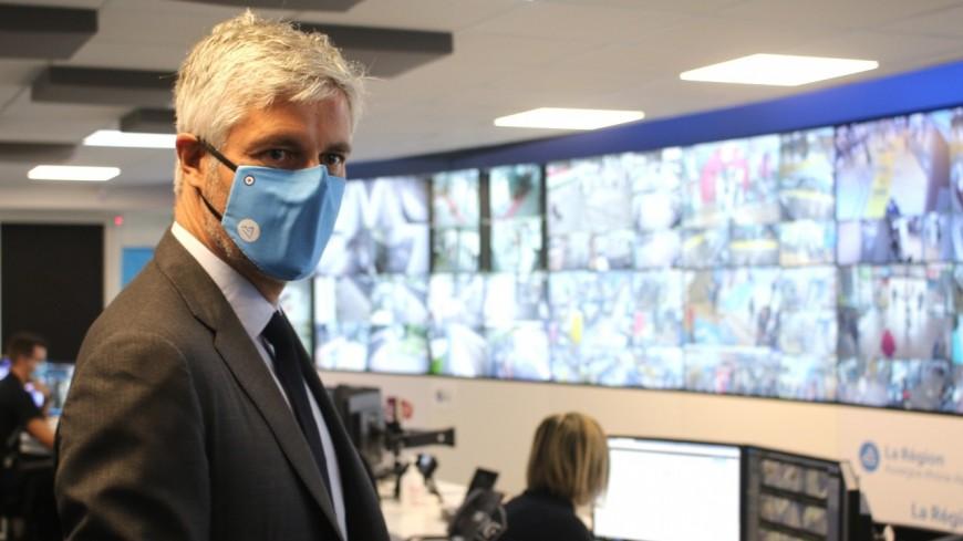 Vidéoprotection, reconnaissance faciale, police ferroviaire : la Région Auvergne-Rhône-Alpes passe la deuxième sur son programme sécurité