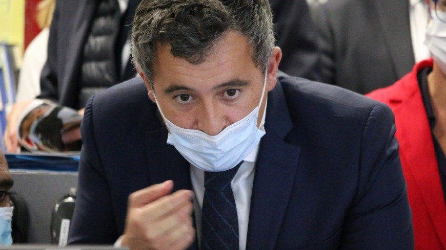 """Réouverture des locaux de Génération Identitaire à Lyon : """"Les services de renseignements font leur travail"""", assure Darmanin"""