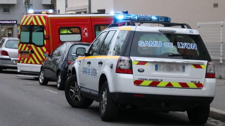 Lyon : atteinte de surdité, elle meurt sous les roues d'un camion de chantier