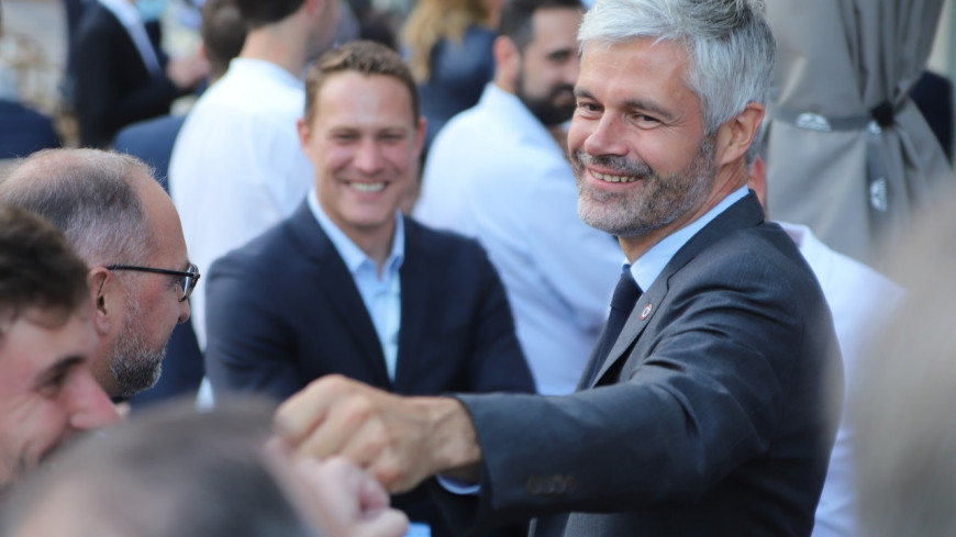 Présidentielle : Laurent Wauquiez courtisé pour devenir Premier ministre d'Eric Zemmour ?
