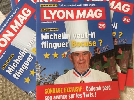 Le nouveau numéro de LyonMag - LyonMag.com