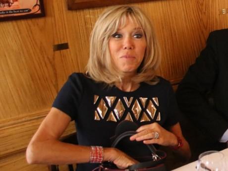 Brigitte Macron - Lyonmag.com