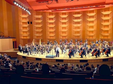 Un concert pour le personnel soignant de Lyon - DR