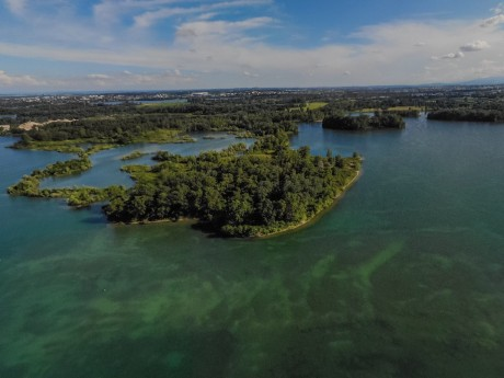 Le Grand Parc Miribel Jonage - DR Street View