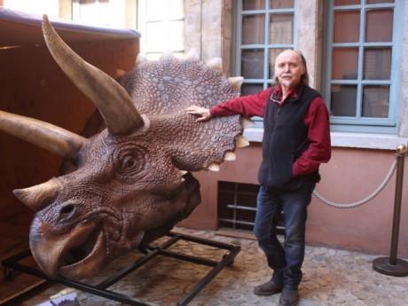 Dan Ohlmann, le fondateur du musée Miniature et Cinéma - LyonMag