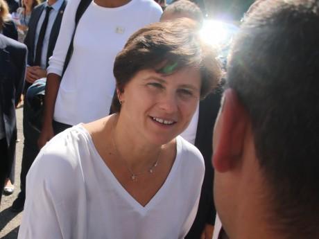 Roxana Maracineanu - Lyonmag.com