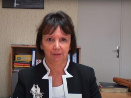 Sylvaine Landrivon - capture d'écran Youtube