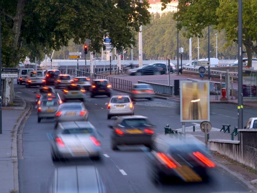La circulation inter-files des motards de nouveau interdite dans le Rhône dès le 1er février
