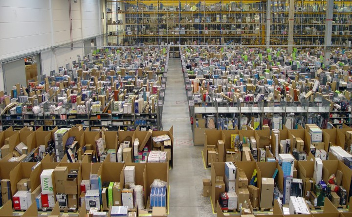 Amazon factory flickr