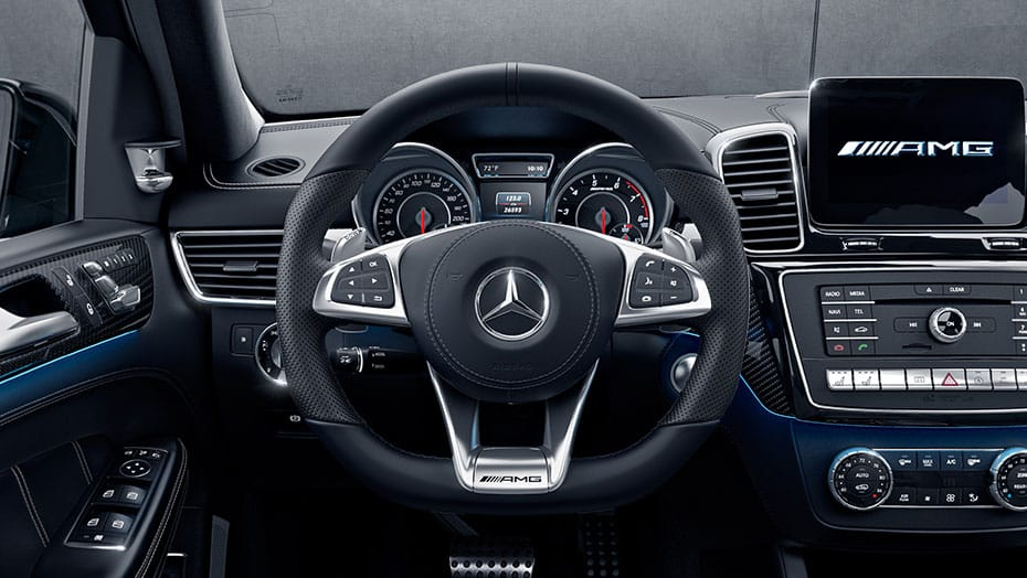 Image result for Mercedes-AMG GLS63  interior hd photos