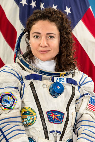 NASA Astronaut Jessica Meir Available for Last Interviews Before Space Mission