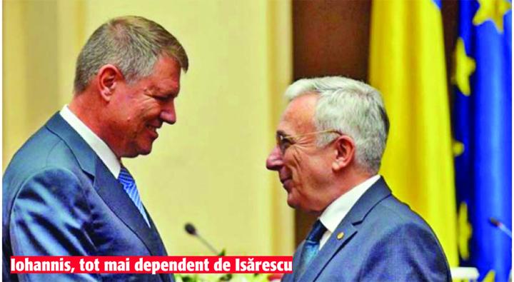 """02 03 copy Isărescu îi face """"guvernul meu"""" lui Iohannis!"""